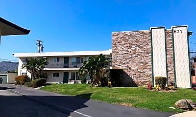 Building, 627 Marion Pl, 0