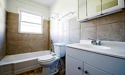 Bathroom, 2041 E 75th, 2