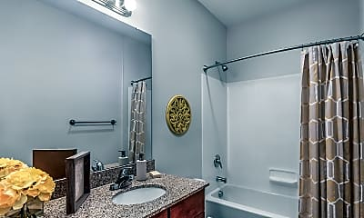 Bathroom, The Willows at Fort Mill, 2