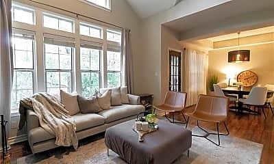 Living Room, 240 Renaissance Pkwy NE 307, 1