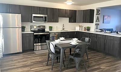Kitchen, Copper Beech Townhomes, 0