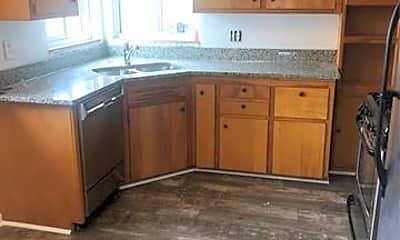 Kitchen, 8222 Bailey St, 1