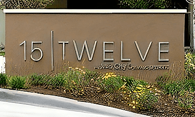 Community Signage, 1512 Forest Trail, 1