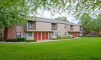 Building, Country Meadows Apartments, 0