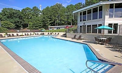 Pool, The Park at Deerfield, 0