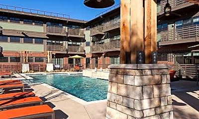 Pool, Bellrock Bishop Arts, 2