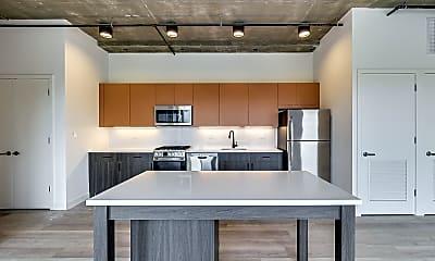 Kitchen, 5700 N Ashland Ave 305, 1