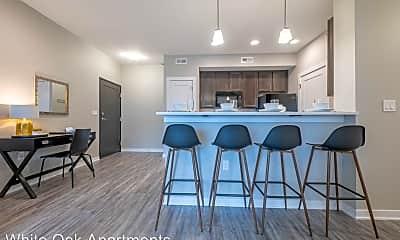 Dining Room, White Oak Luxury Condos, 0