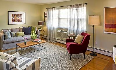 Living Room, Highland Park Gardens, 1