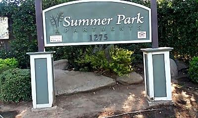 Summer Park Apartments, 1