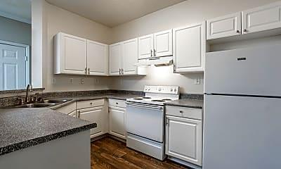 Kitchen, Hidden Creek Apartments, 0