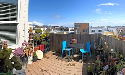 Patio / Deck, 538 26th Ave, 1