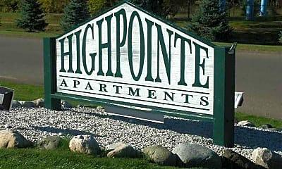 Highpointe Apartments, 1