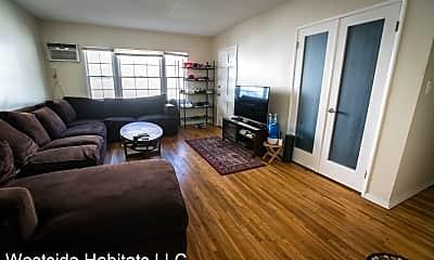 Living Room, 457 Kelton Ave, 2