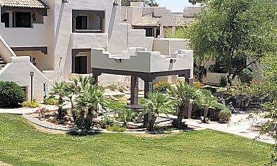 Building, Casa Santa Fe, 2