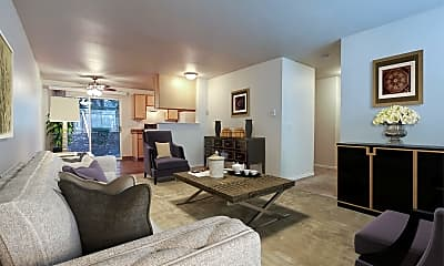 Living Room, 650 SW 150th Ave, 0