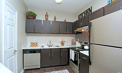 Kitchen, Paces Crossing, 2