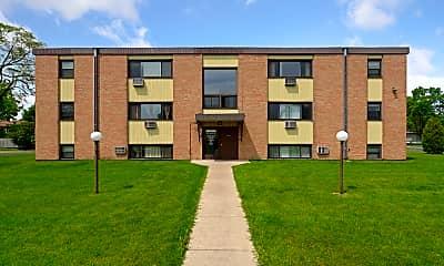 Building, Northeast Villas, 0