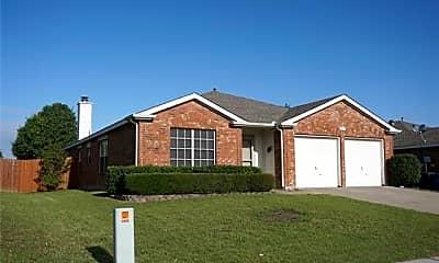 Building, 2417 Hampton Dr, 1