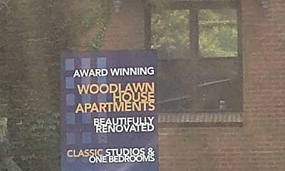 Woodlawn House, 1