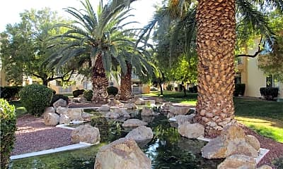 Pool, 5000 Red Rock St 274, 2