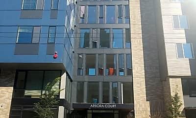 Arbora Court Apartments, 1