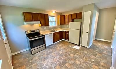 Kitchen, 33 Spring St, 1