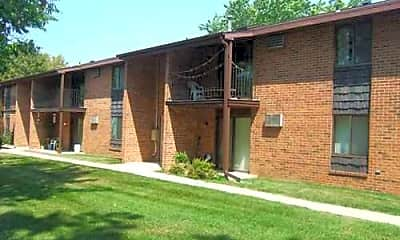 Building, Triangle Hill Apartments, 0