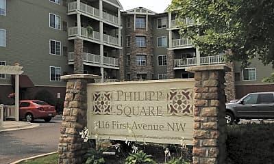 Philip Square, 1