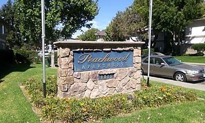 Peachwood Apartments, 1