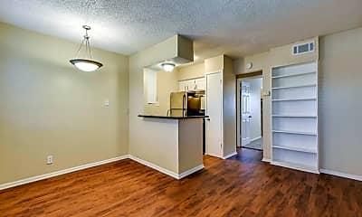Living Room, 2401 Manor Rd, 1