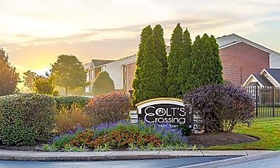 Community Signage, Colt's Crossing, 0