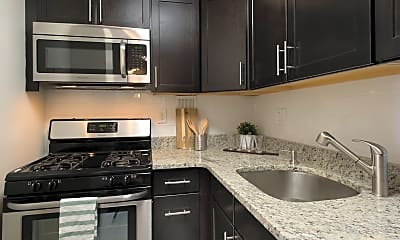 Kitchen, Dexter Park, 1