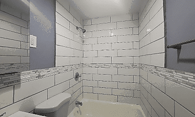Bathroom, 513 26th St, 2