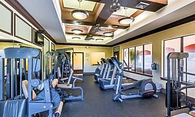 Fitness Weight Room, 12990 Positano Cir, 2