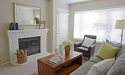 Living Room, Station at Mill Creek, 1