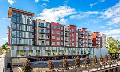 Building, South Block Apartments, 0