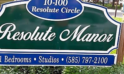 Resolute Manor, 1