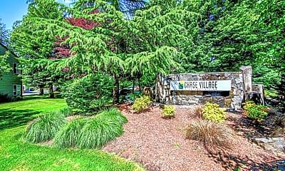 Community Signage, Chase Village, 2