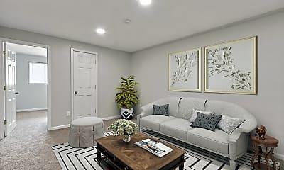 Living Room, Bexley Parks, 0