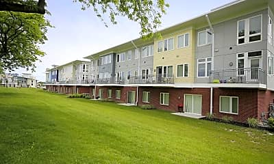 Building, Erie Harbor Apartments, 1