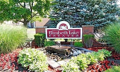 Community Signage, Elizabeth Lake Estates, 2