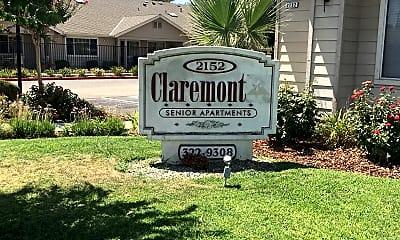 Claremont Senior Apartment, 1