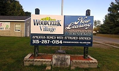 Woodcreek Village Apartments, 1