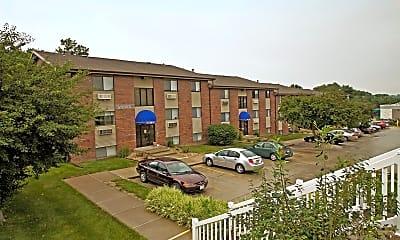 Building, Annex Place, 1