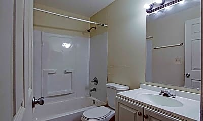 Bathroom, Cross Key, 2