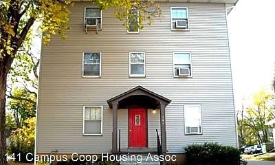 Building, 141 Campus Ave, 0