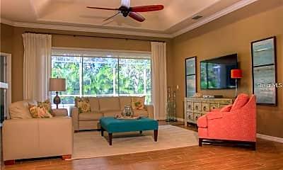 Living Room, 7348 Stanhope Ct, 1