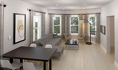 Living Room, 9 Wenham St, 1