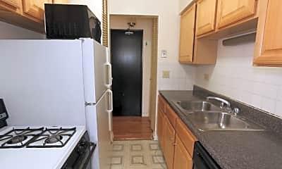 Kitchen, 523 W Briar Pl, 1